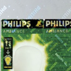 Philips packaging